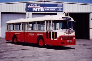 APH-2/522 ex-SGTE n°208 en juin 2000, à la fin de sa restauration