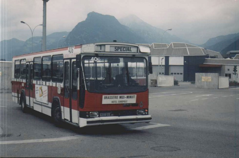 Berliet PR100-B n° 406