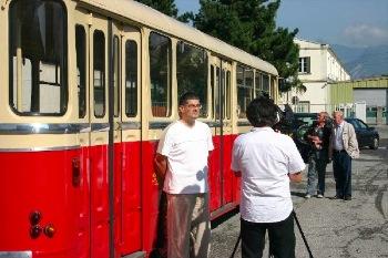 Canal 9 interview notre président Jean-Yves Mounier