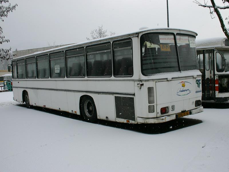 arrière du S 57-L