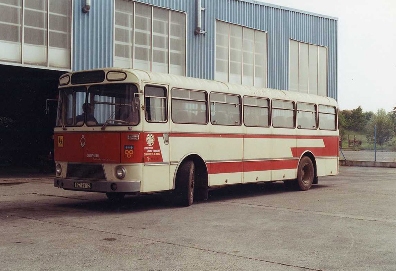 Berliet PHN-10 de la SATAR