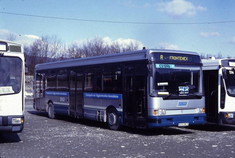 R312 aux JO d'Albertville