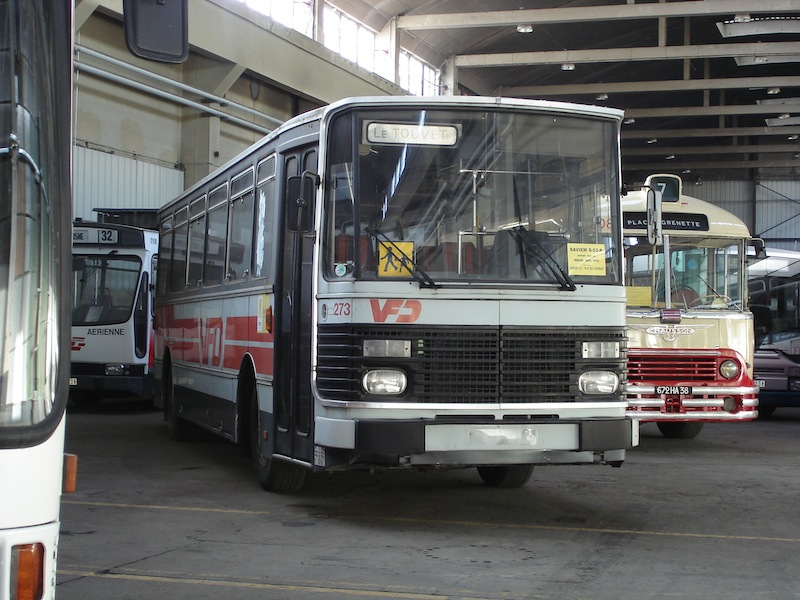 S 53-R n° 273 VFD