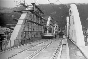 pont sur le Drac, 1987