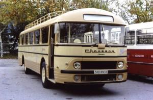Autocar Chausson ASH-2/522 des Autocars Janin