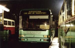 Autobus Renault R 312