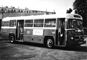 Berliet PLR-8b n° 300