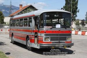 S 53-M préservé par les Autocars Transalex