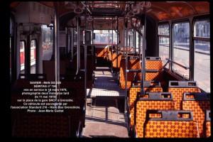aménagement intérieur du SG 220 (n° 104)