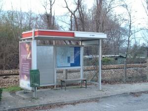 Modèle installé : arrêt Le Japin