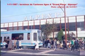 terminus Alpexpo