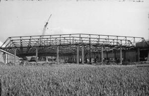 Construction du dépot d'Eybens