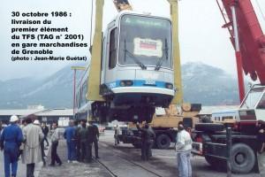 livraison TFS n° 2001
