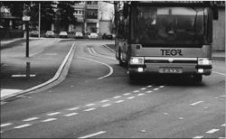 Guidage optique sur Teor, à Rouen – © Jean-Marie Guétat