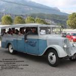 Le premier jour, Ivan aura transporté 153 personnes en 9 navettes dans son Citroën U23