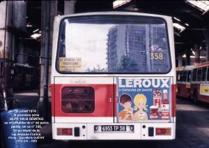 Berliet PR 100-B n°358