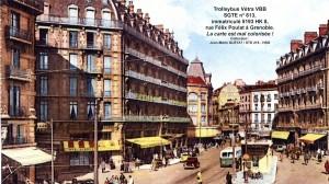 Rue Félix Poulat - TB Vétra VBB