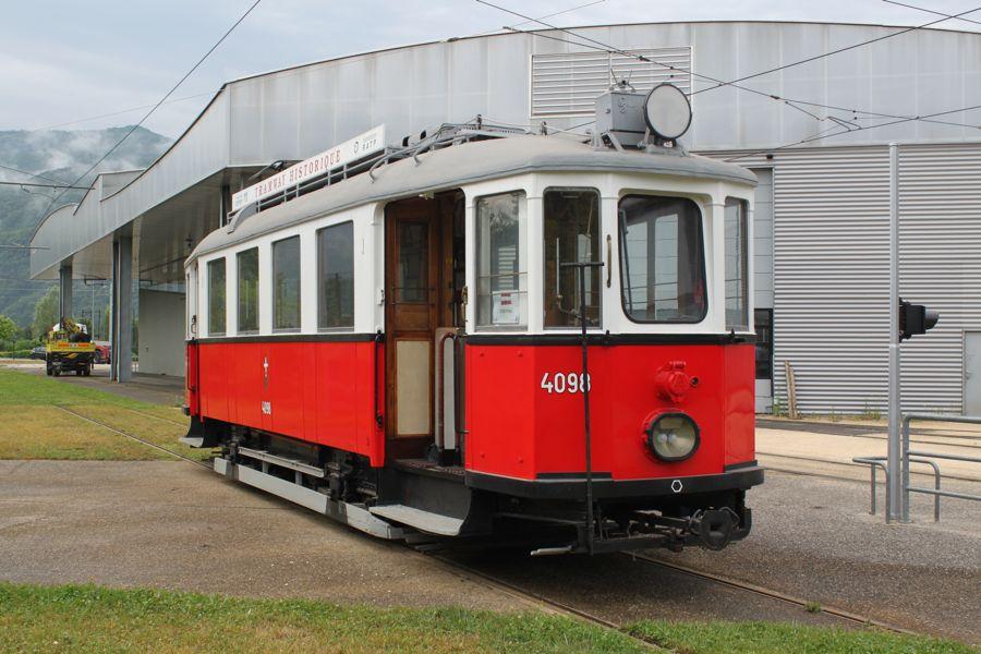 Lohner Type M n°4098, datant de 1929, aux couleurs de Vienne