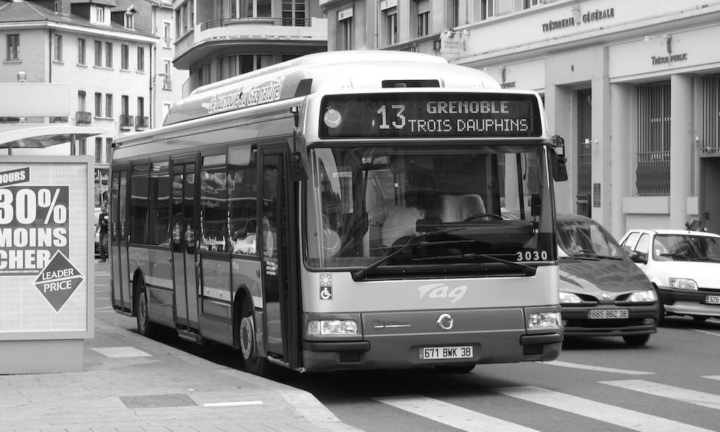 Irisbus Agora S GNV