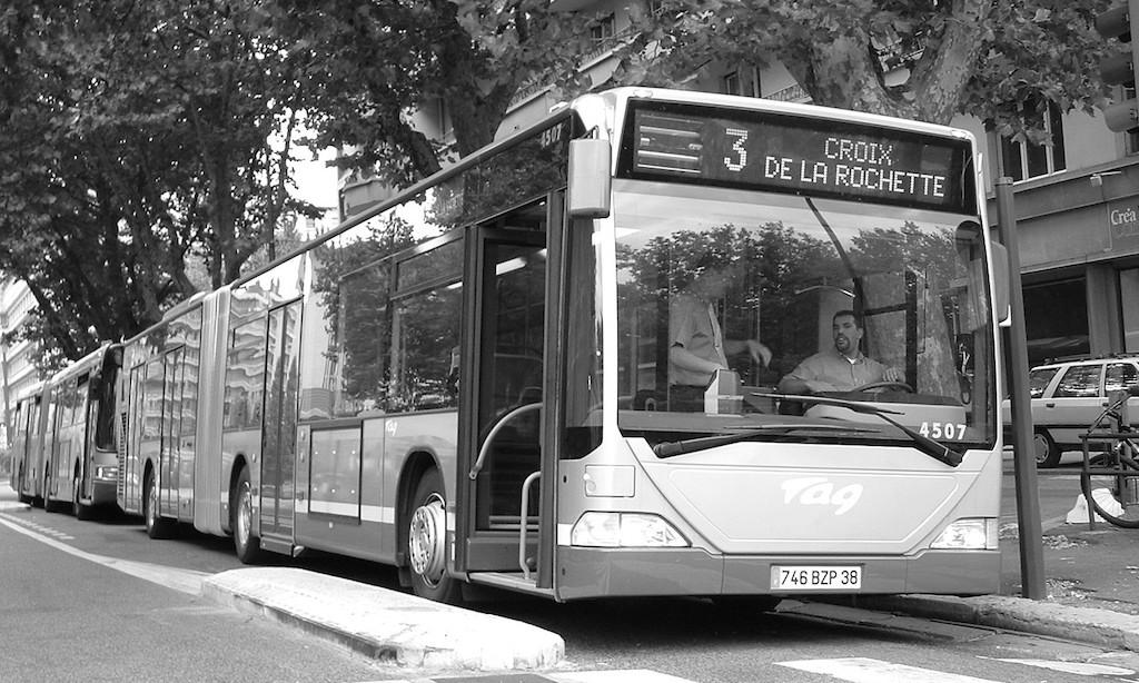 Mercedes-Benz Citaro G