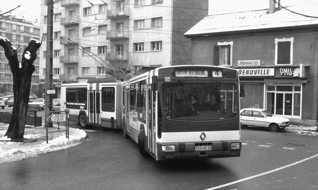 Renault PER 180-H (Trolleybus articulé)