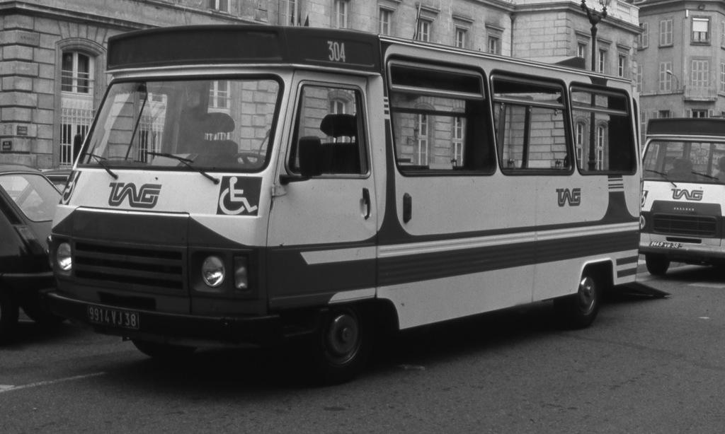 Minibus PMR Peugeot