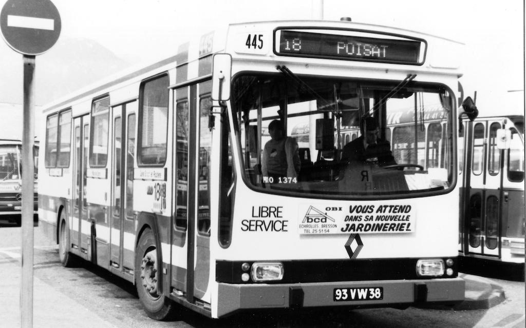 Berliet et Renault PR 100-MI
