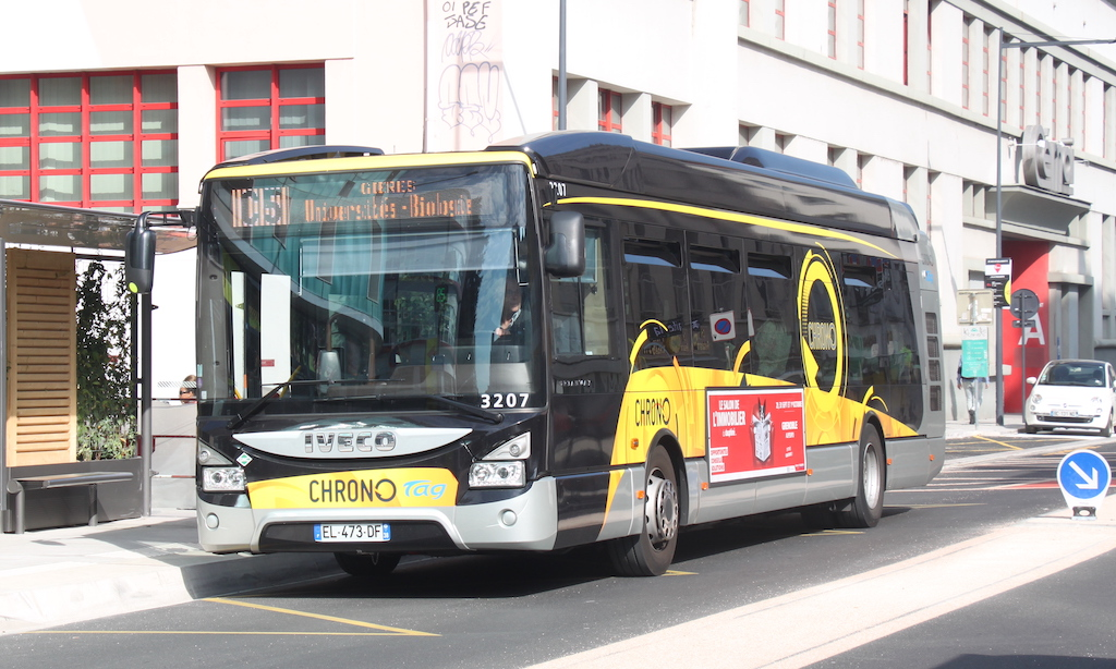 Iveco Urbanway 12 CNG