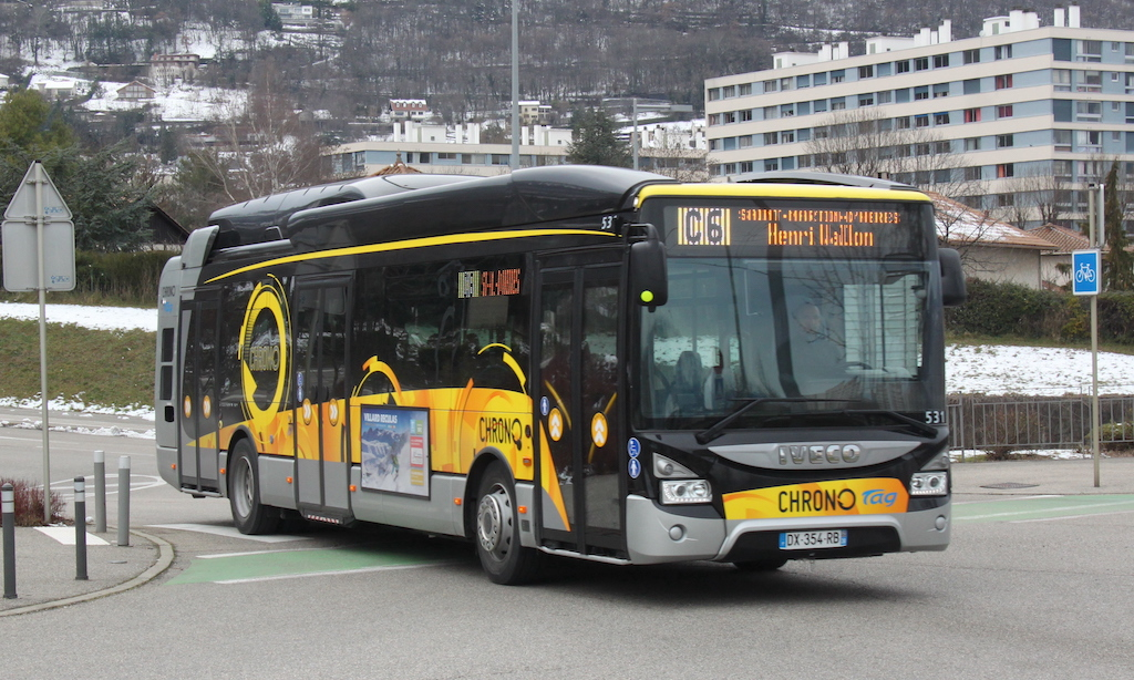 Iveco Urbanway 12 Hybrid