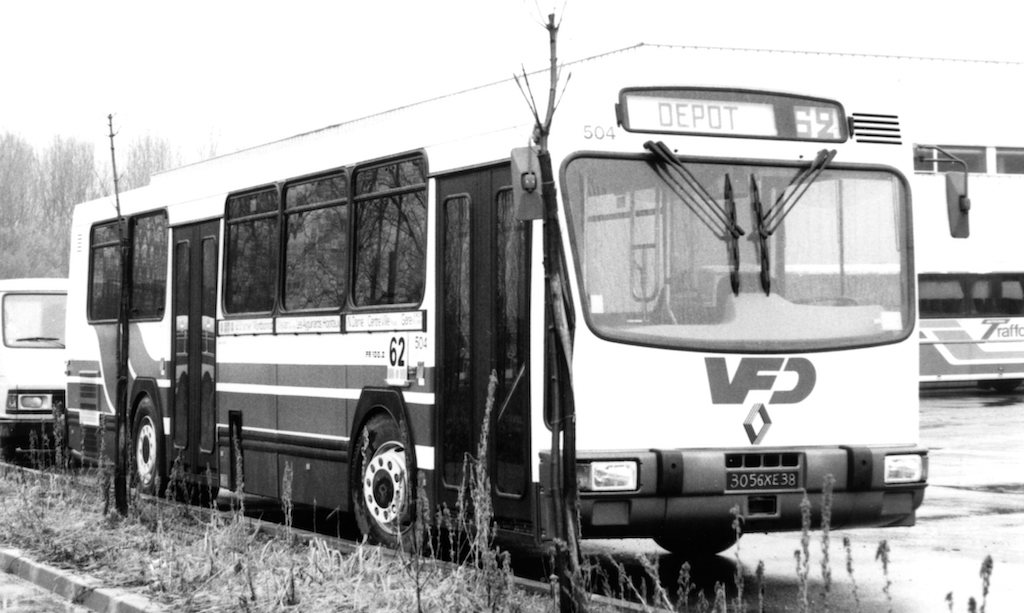 véhicules VFD Interurbains