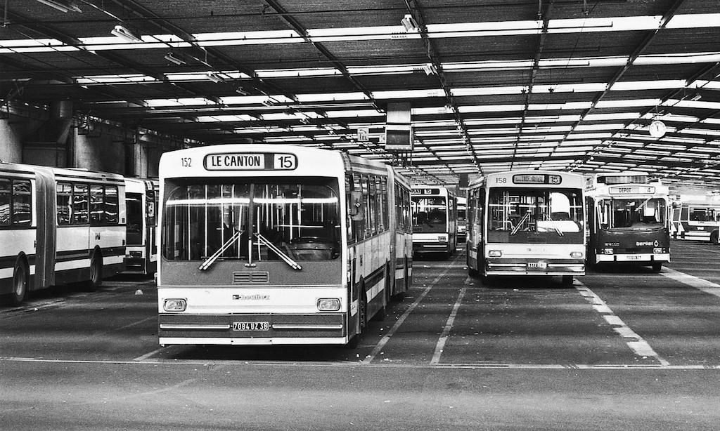 Autobus articulés