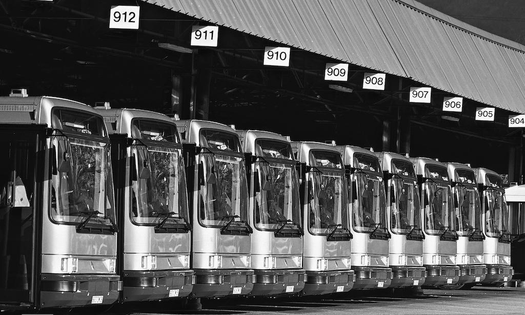 Autobus standards