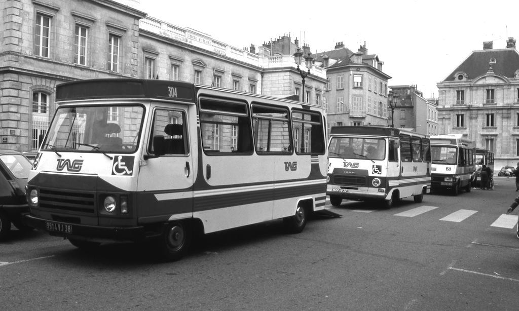 Minibus PMR