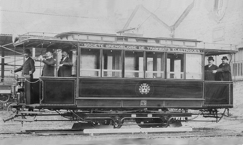 Anciens tramways