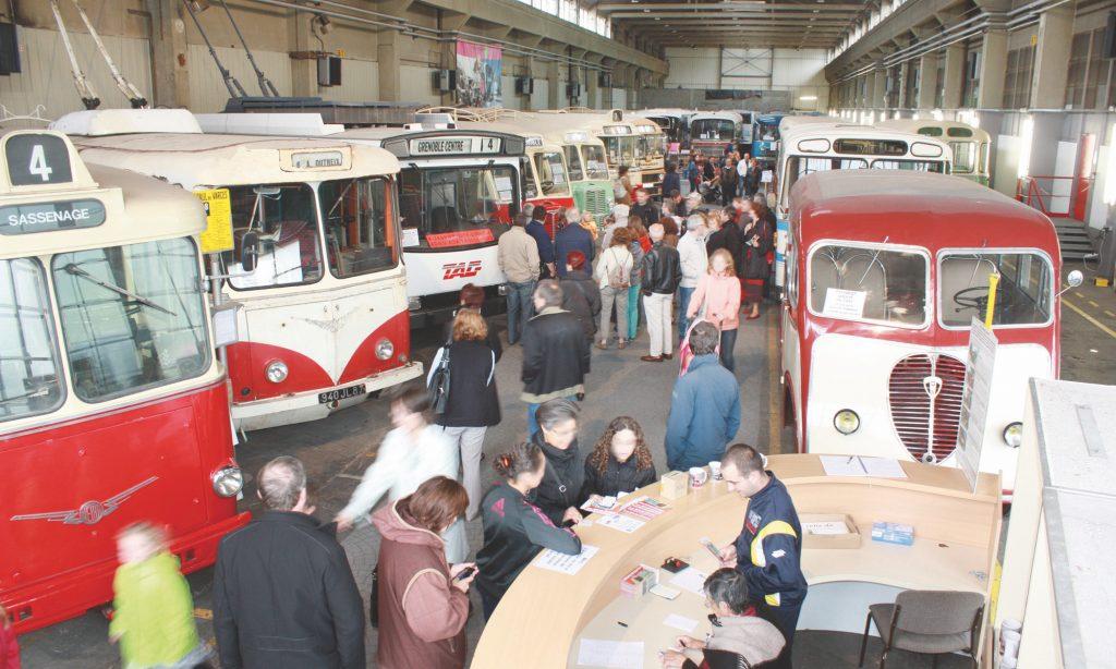 Présentation de l'Histo Bus Dauphinois