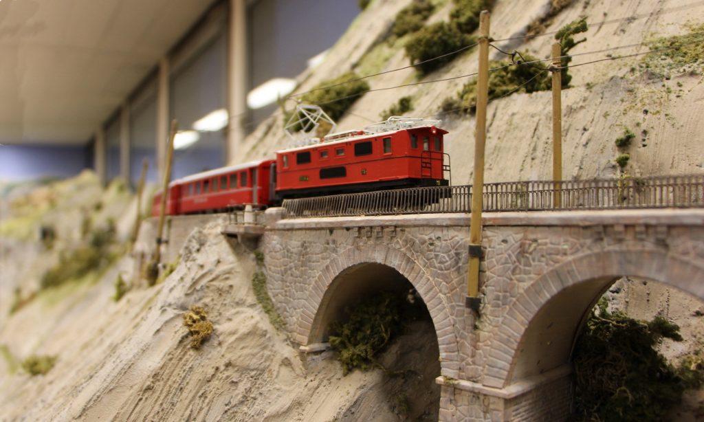 Réseau du Train de la Mure
