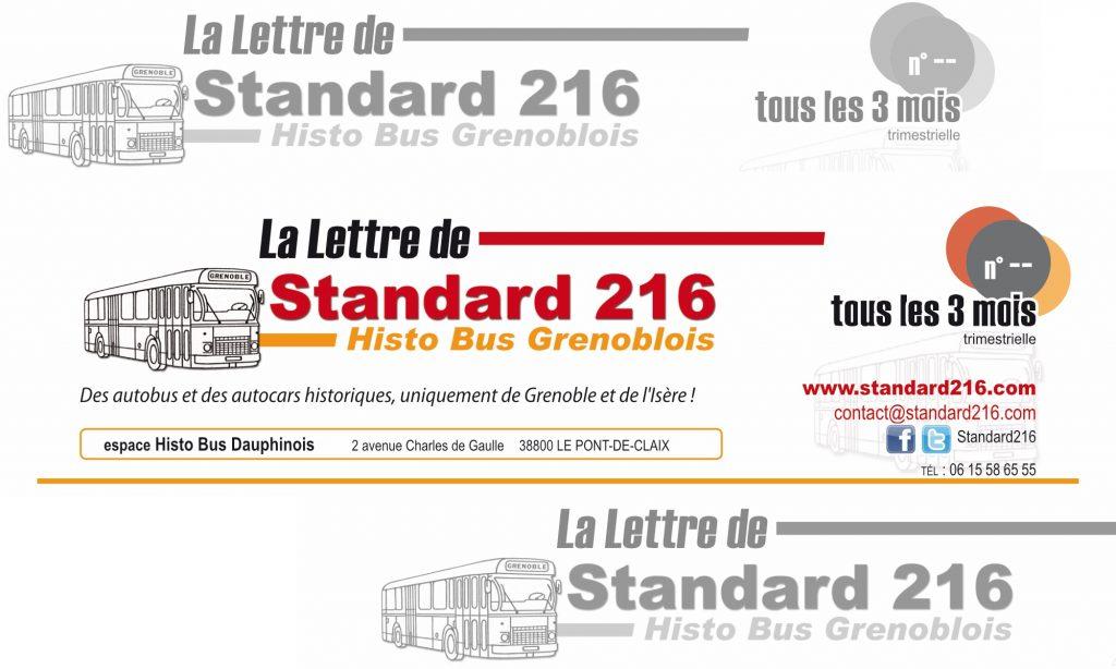 La Lettre de Standard 216